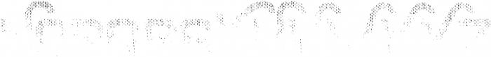 OldSailor Rough FX otf (400) Font UPPERCASE
