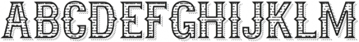 OldVintage_1 otf (400) Font UPPERCASE