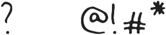 Oleander_2 otf (400) Font OTHER CHARS