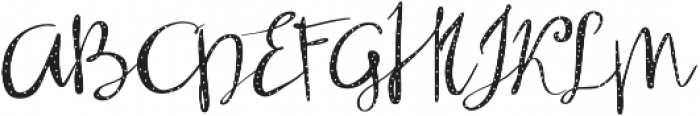 Oleisia Script Pointy otf (400) Font UPPERCASE