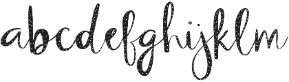 Oleisia Script Pointy otf (400) Font LOWERCASE