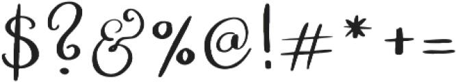 Oleisia Script Regular otf (400) Font OTHER CHARS
