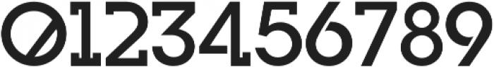 Olim Futura otf (400) Font OTHER CHARS