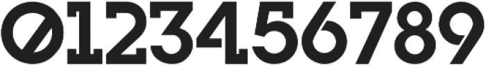 Olim Futura otf (700) Font OTHER CHARS