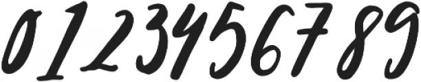 Olis Bold otf (700) Font OTHER CHARS
