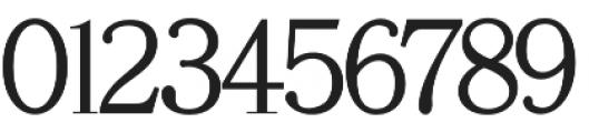 Oliva Serif Font Regular otf (400) Font OTHER CHARS