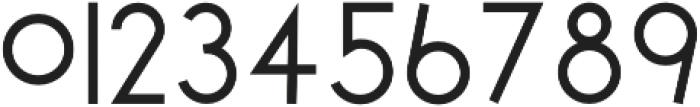 Oliwe otf (400) Font OTHER CHARS