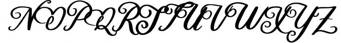 Ollson   Modern Style Typeface Font UPPERCASE