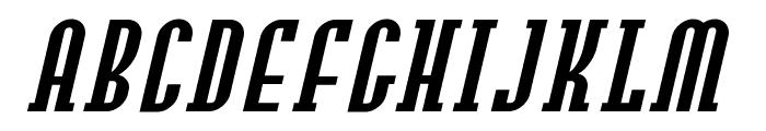 OLDNEW Slider Font UPPERCASE