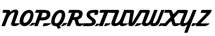 Ol'54 Font UPPERCASE