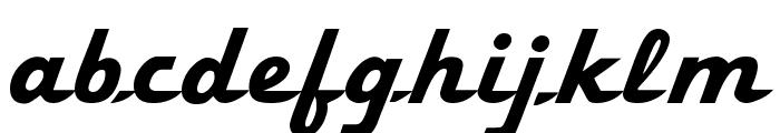 Ol'54 Font LOWERCASE