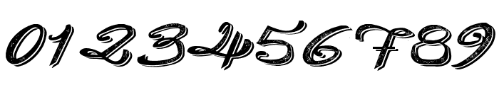 Old Figaro Cursive Italic Font OTHER CHARS