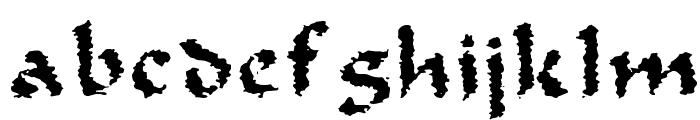 Old Oak Font LOWERCASE