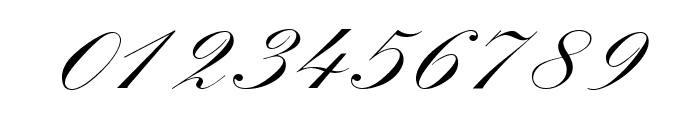 Old Script Font OTHER CHARS