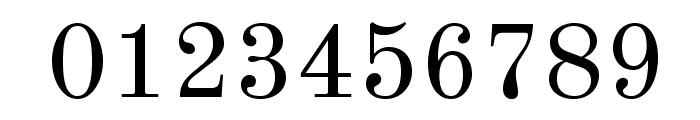 Old Standard Regular Font OTHER CHARS