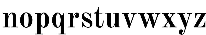 Old Standard TT Bold Font LOWERCASE