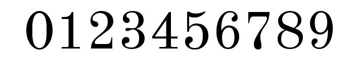 Old Standard TT Regular Font OTHER CHARS