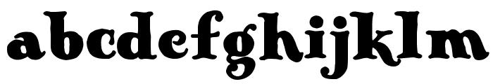 OldAntique Font LOWERCASE