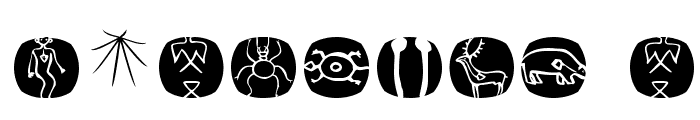 OldGreekButtons Font OTHER CHARS