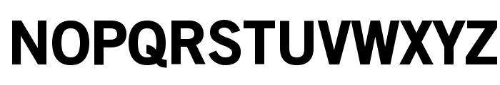 OldSansBlack Font UPPERCASE