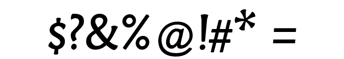 OldTypefaces Font OTHER CHARS