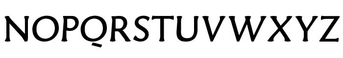 OldTypefaces Font UPPERCASE