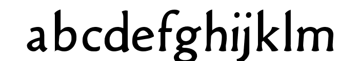 OldTypefaces Font LOWERCASE