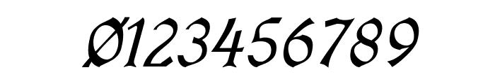 OldaniaADFStd-Italic Font OTHER CHARS
