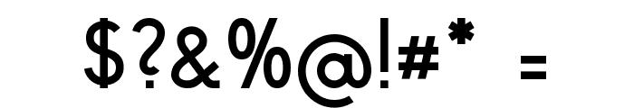 OldenbourgLesefreude Font OTHER CHARS