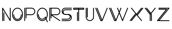 Oldwin Font UPPERCASE