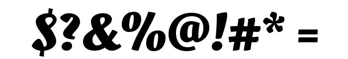 Oleo Script Bold Font OTHER CHARS