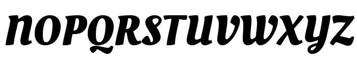 Oleo Script Bold Font UPPERCASE