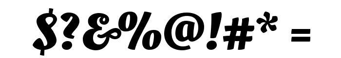 Oleo Script Swash Caps Bold Font OTHER CHARS