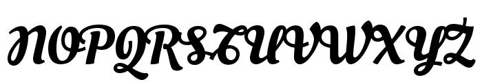 Oleo Script Swash Caps Font UPPERCASE