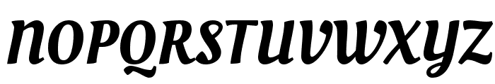 Oleo Script Font UPPERCASE