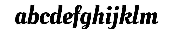 Oleo Script Font LOWERCASE