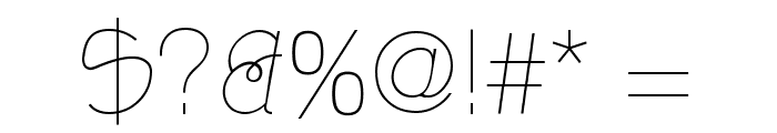 Olgassys Font OTHER CHARS