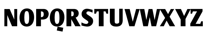 OliJo-Bold Font UPPERCASE