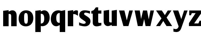 OliJo-Bold Font LOWERCASE