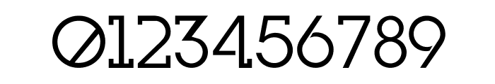 OlimFuturaBook Font OTHER CHARS