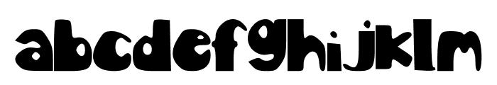 Olive_Juice Font LOWERCASE