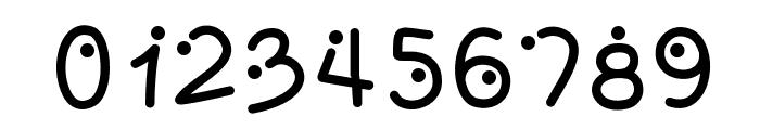 OlivesLight Font OTHER CHARS