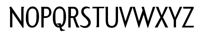 Olivia-Normal Font UPPERCASE