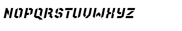 Old Depot Italic Font LOWERCASE