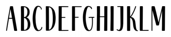 Old Harbour Starfish Font LOWERCASE