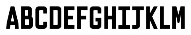 Olifant Normal Font LOWERCASE