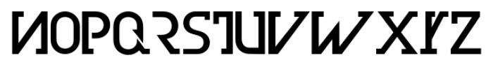 Olim Futura Demi Font LOWERCASE