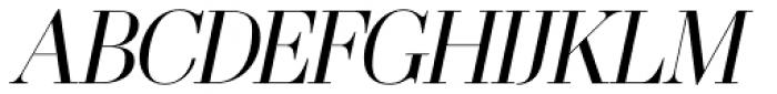 OL America The Beautiful Bold Italic Font UPPERCASE