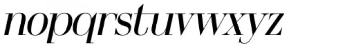 OL America The Beautiful Bold Italic Font LOWERCASE