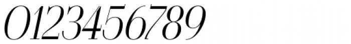 OL America The Beautiful Medium Italic Font OTHER CHARS